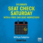 Child Passenger Safety Week September 17-23 #TheRightSeat