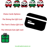 The Perfect Gift for the Person Who Has Everything: NEW Choice Gift Cards #ChoiceCards17 and a $75 Amazon Giveaway – ends 12/22