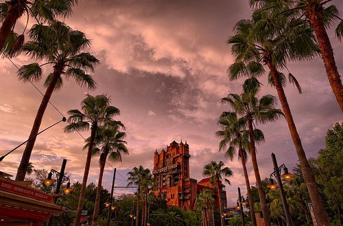 Disney Tower of Terror Height Requirement