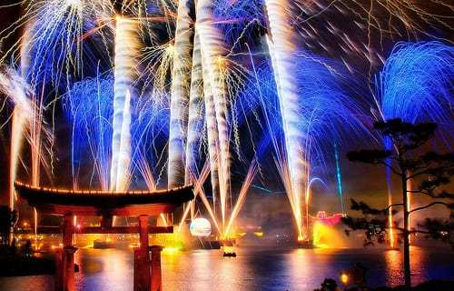 Disney Epcot Illuminations