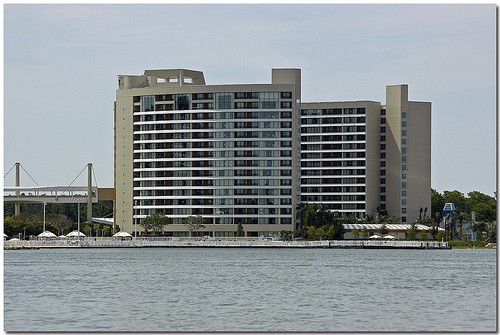 Disney Contemporary Bay Lake Tower