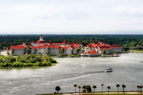 Disney World Grand Floridian