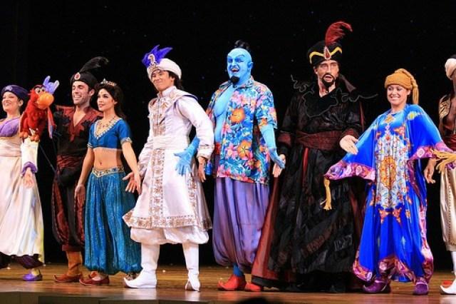 disney's aladdin a musical spectacular
