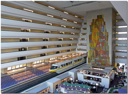 Disney Contemporary Resort Hotel