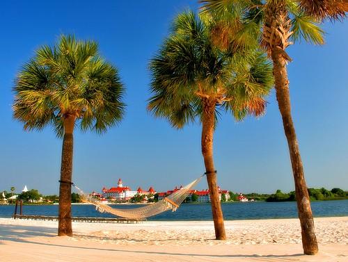Polynesian Resort Disney World Florida