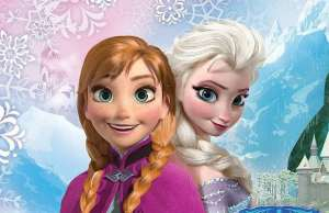 Disney Frozen Epcot Attraction