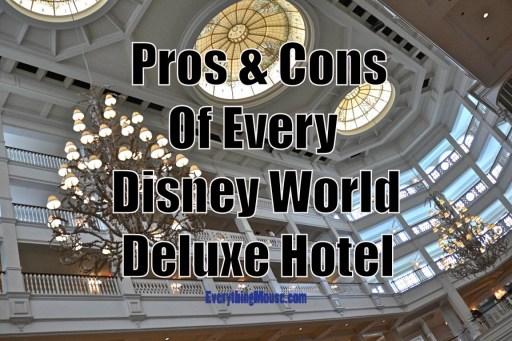 Disney World Deluxe Hotel