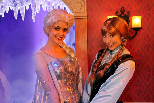 Disney Hollywood Studios Gets Some Frozen Fun This Summer