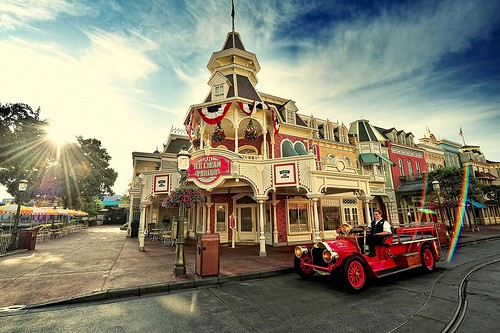 Disney World Fall Vacation Package Discounts