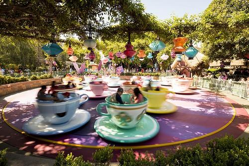 Disneyland and Disney California Adventure Ride and Attraction Closures 2015