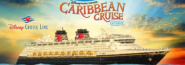 Disney Family Movies Finding Nemo Caribbean Cruise Sweepstakes 2015