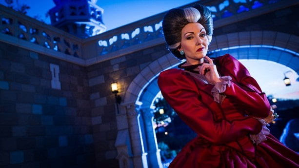 Villains' Sinister Soiree: A Wicked Takeover of Cinderella Castle