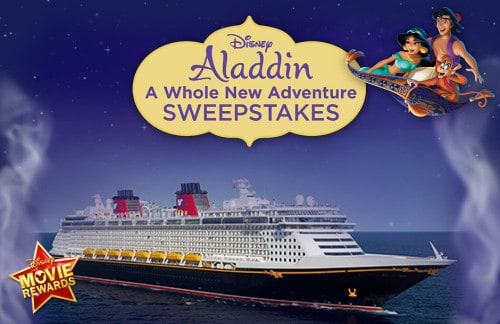 win a disney dream cruise