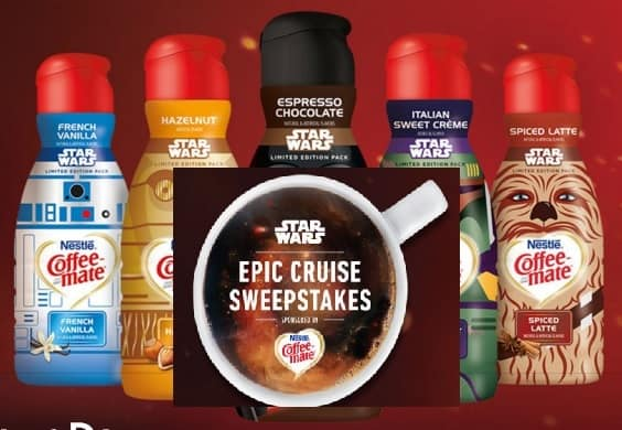 Disney Epic Cruise Sweepstakes