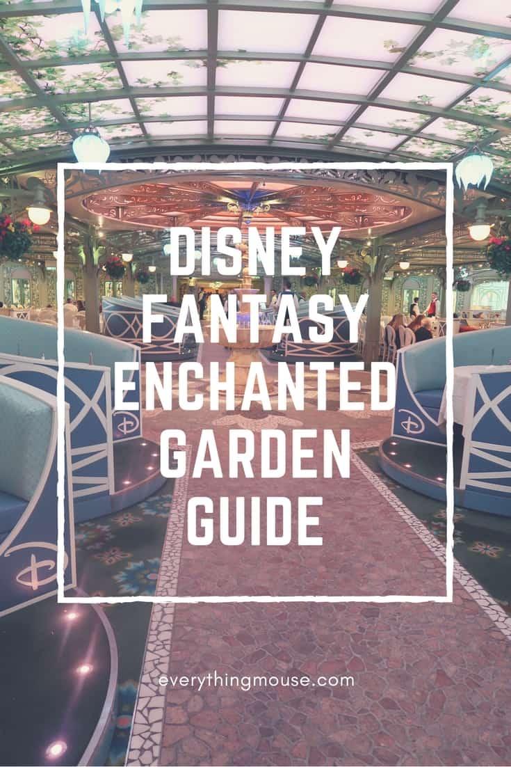 Disneyfantasyenchantedgarden