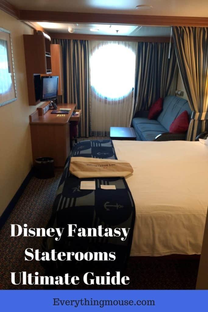 DisneyFantasyCruiseStateroom