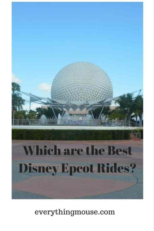 Which are the Best Disney Epcot Rides_