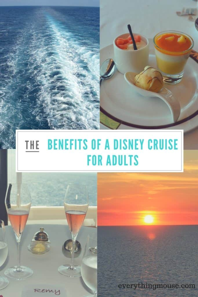 benefits of a disney cruise