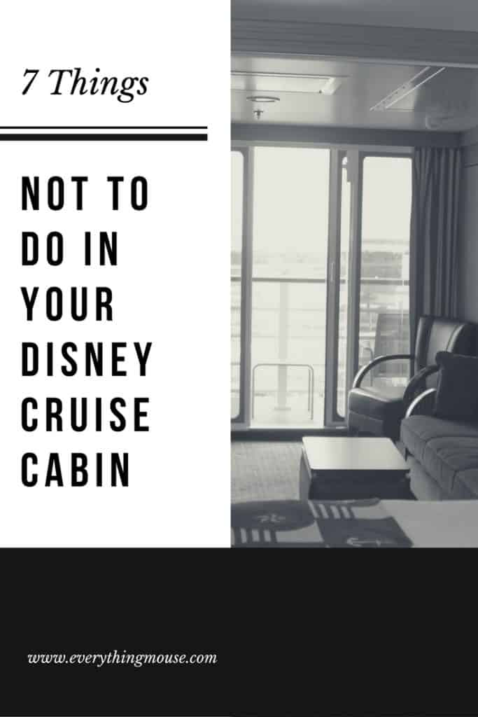 7 Things Disney Cruise