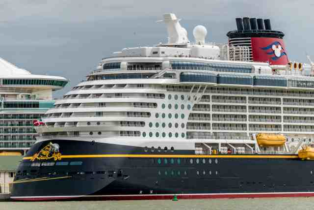 Disney Cruise line prepaid tips