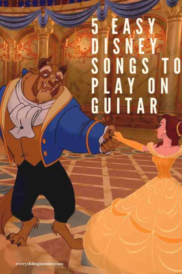 easydisneysongstoplayonguitar