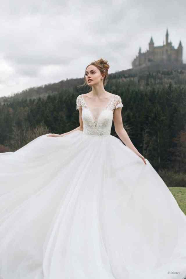 Disney Wedding Dresses 2020 Everythingmouse Guide To Disney