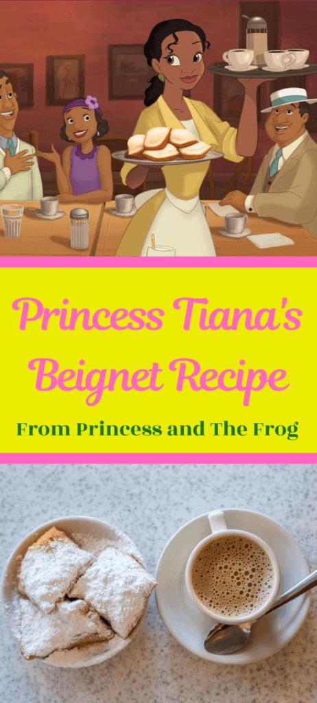 tianas beignet recipe