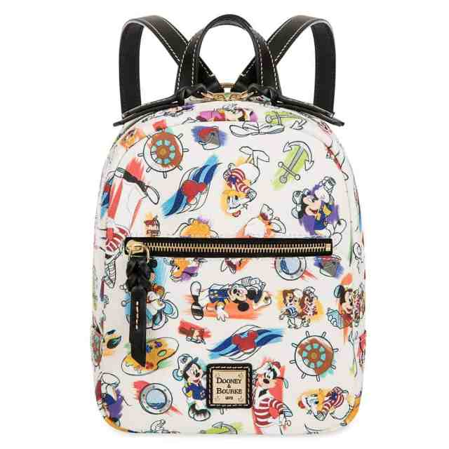 DCL-Captain-Mickey-Mouse-Friends-Disney-Ink-Paint-Backpack-Dooney-Bourke-1