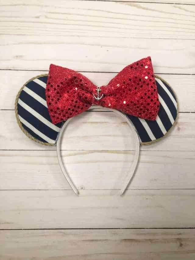 Disney Cruise Ears DIY