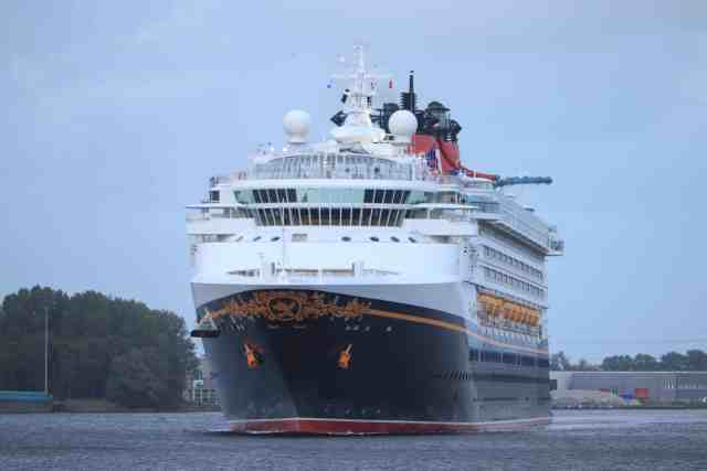 disney magic cruise europe