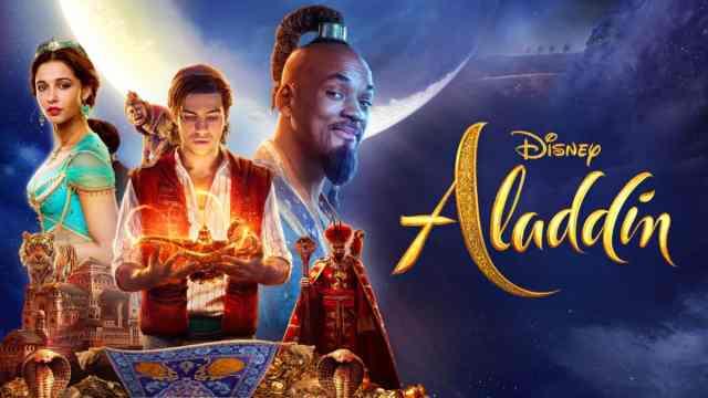 Disney aladdin remake live action