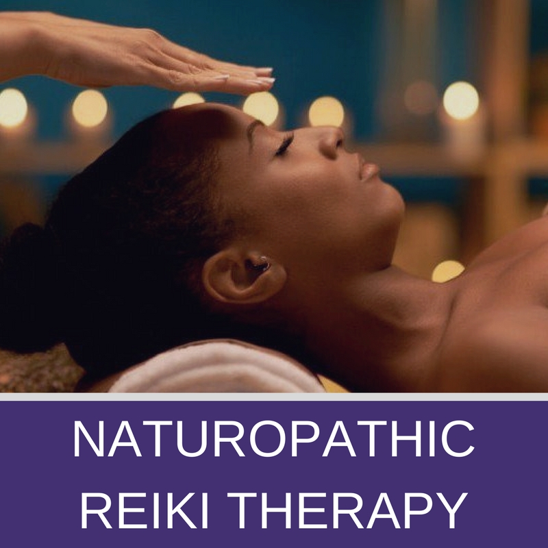 Naturopathic Reiki Therapy   Dominique D Wilson