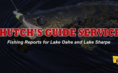 FISHING REPORT LAKES OAHE/SHARPE PIERRE AREA DECEMBER 2018 along with HAPPY HOLIDAYS
