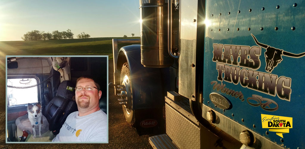 Mayes Trucking – Winner, South Dakota