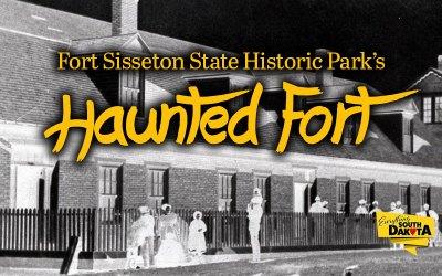 Haunted Fort, Fort Sisseton Historic State Park