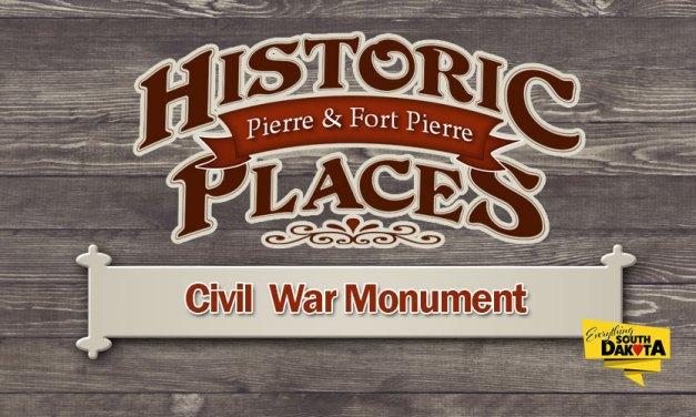 Civil War Monument – Historic Pierre & Fort Pierre Places