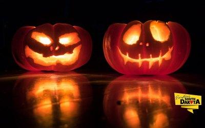Jack O'Lanterns and The Tale Of Stingy Jack