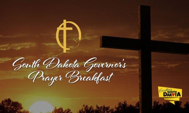 South Dakota Governors Prayer Breakfast