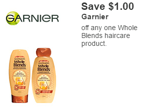 graphic relating to Garnier Coupons Printable named Garnier Coupon codes Unique (hair facial area items)