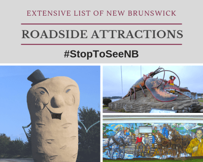 staycation new brunswick  Roadside attractions in New Brunswick