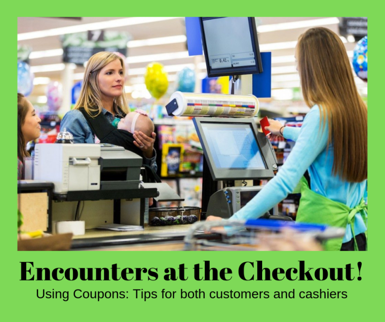 Using Coupons- Tips For Cashiers & Customers