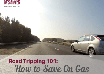 How to save on gas