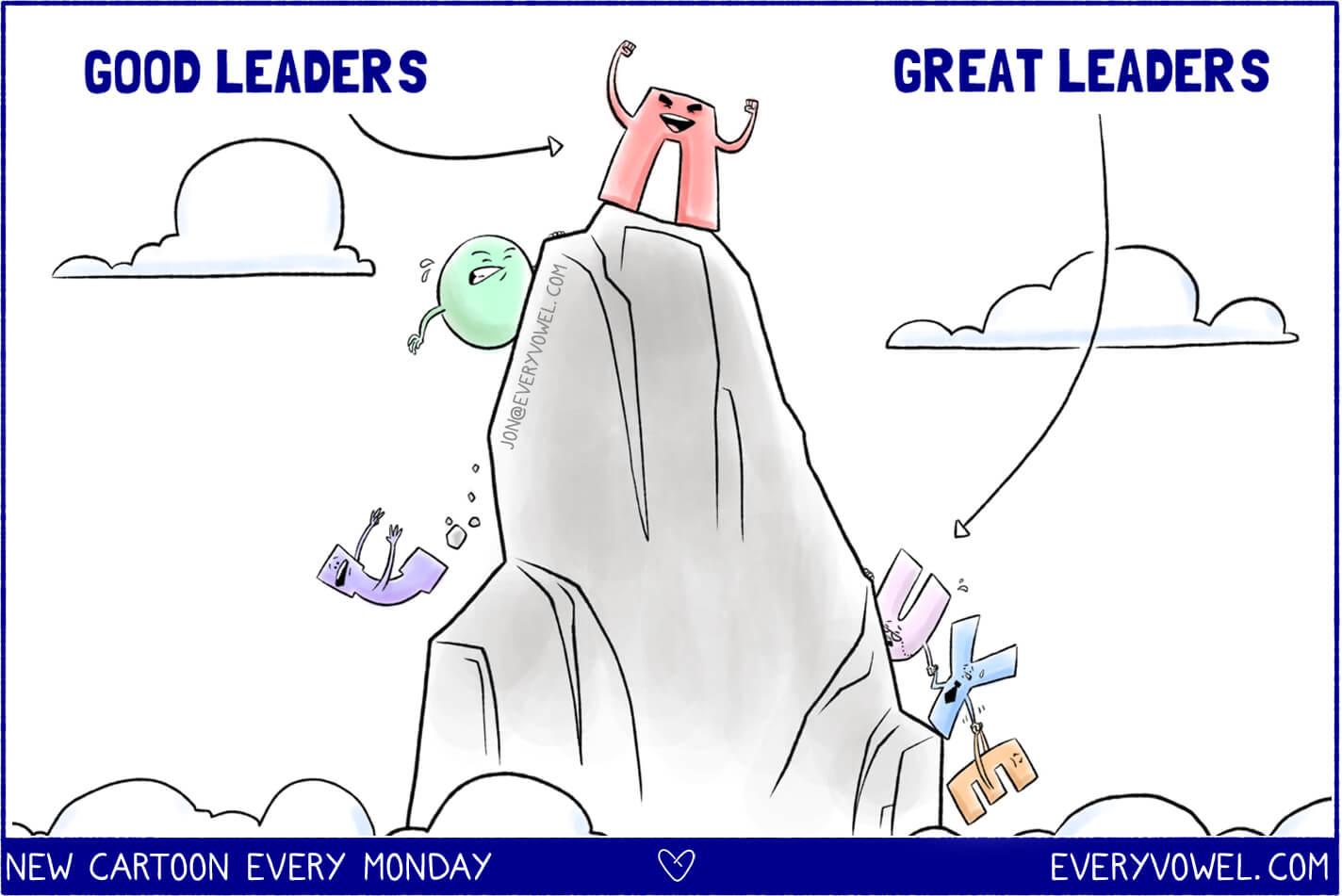 Comic Leadership Worksheet