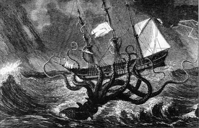 Image result for tennyson kraken