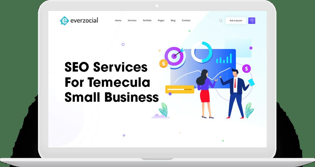 Temecula SEO Landing Page