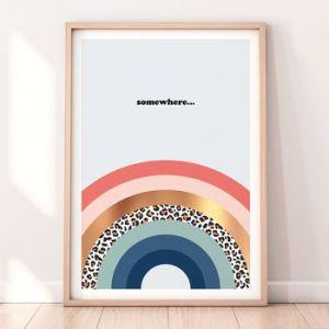 Shop Rainbow Art Prints for home decor