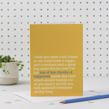 Send a postcard to loved ones