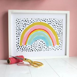 Shop Rainbow Art for your home decor
