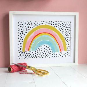 Shop Rainbow Art for your home decor