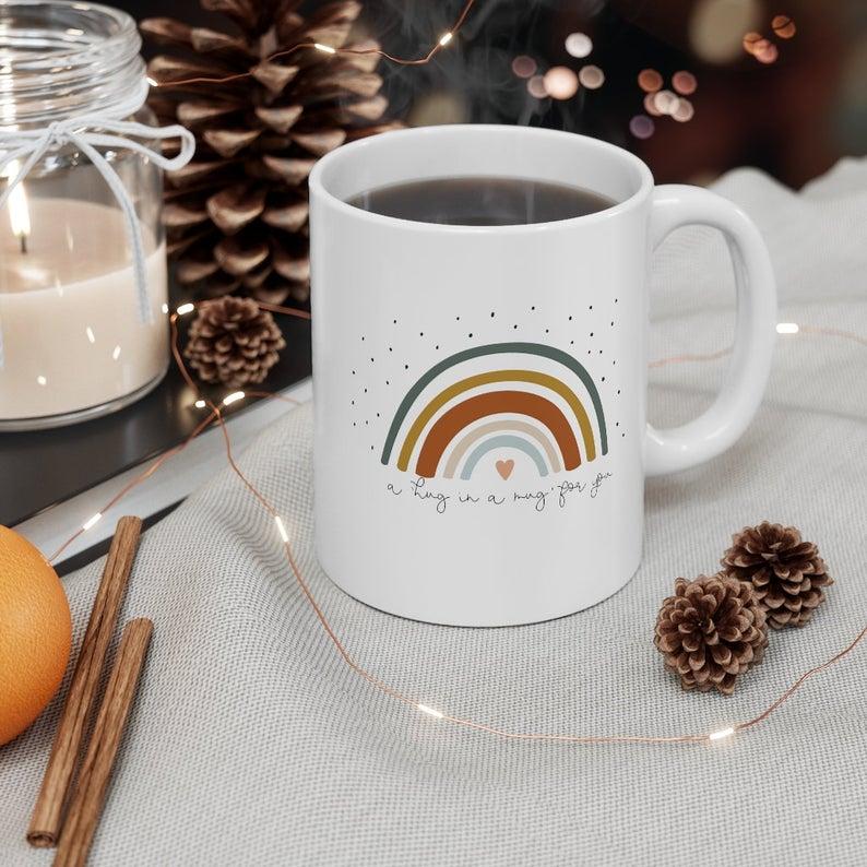 personalised coffee mug Get well gift idea